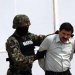 """Amerikába vitték a hírhedt mexikói drogbárót, a """"Köpcöst"""""""