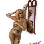 Eddig nem látott meztelen képek Anna Nicole Smith-ről - fotók