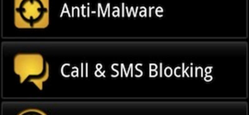 Védjük meg androidos mobilunk tartalmát!