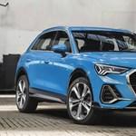 Itt a legújabb győri Audi, a teljesen új Q3-as divatterepjáró