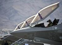A földre parancsolt több mint 240 darab F-35-ös vadászgépet a Pentagon