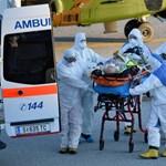 November közepére telítődhetnek koronavírus-fertőzöttekkel az intenzív ágyak Ausztriában