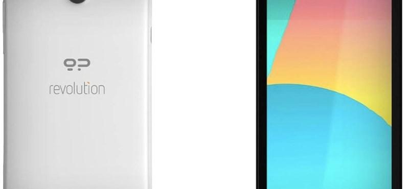 Forradalmi mobil, amelyiken két operációs rendszer is van