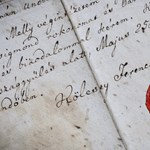 Fotó: Kölcsey-kéziratot mutattak be Debrecenben
