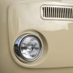 Tisztán elektromos és nagyon menő ez az 1960-as VW kisbusz