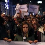 Újabb tömegtüntetés a szerb elnök ellen