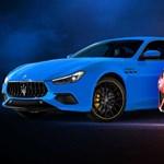 Ünnepi limitált szériás Maseratik érkeztek