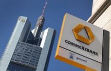 Megbüntették a Commerzbankot