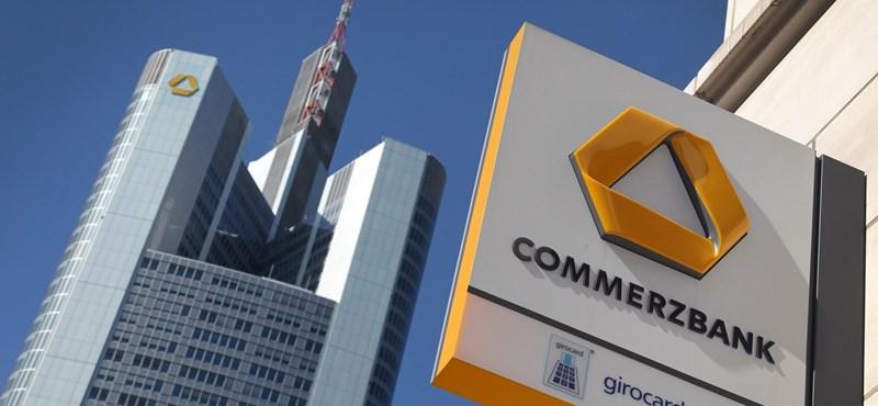 Óriási leépítés jön a második legnagyobb német banknál