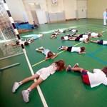 Újabb változás: az összes diák fizikai állapotát felmérik áprilisban és májusban
