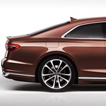 Kétajtós Audi A8 kupé? Tessék, mutatjuk