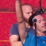 Obama is énekel az új Coldplay-lemezen