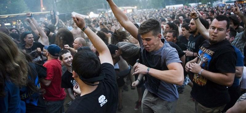 Nedves Guinness-rekord dőlt meg a Hegyalja Fesztiválon