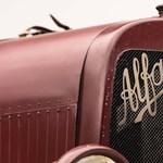 390 millió forint ez az Alfa Romeo, az autóipar egyik különleges példánya