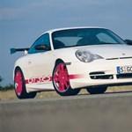 Gyakorlatilag megsemmisült a Porsche az Isle of Manen