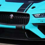 Versenytempó: körbefotóztuk a Jaguar elektromos SUV sportkocsiját