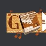 Miért van ma ez a furcsa hangszer a Google főoldalán? És mi az a mbira?