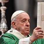 A cölibátus feloldását kéri Ferenc pápától egy magyar pap