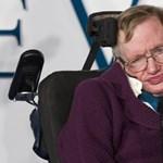 Kire cserélné a robothangotját Stephen Hawking, ha 30 év után megunná?
