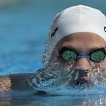 Sztankovics Anna 5. lett az 50 méter mell elődöntőjében