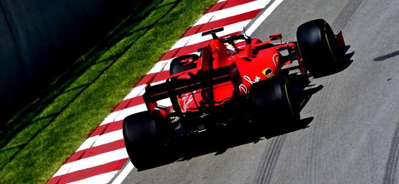 Vettel lett az első, mégis Hamilton győzött Kanadában