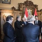 Orbán külön fogadta Trump korábbi kampányfőnökét