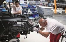 """""""Pofapénzt"""" ajánl dolgozóinak az Audi, tiltakozik a szakszervezet"""