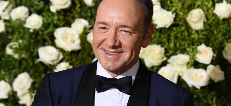 Újabb színész vádolja szexuális zaklatással Kevin Spaceyt