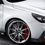 Újabb gyomros a GTI-knek: itt a még sportosabb Hyundai i30 N