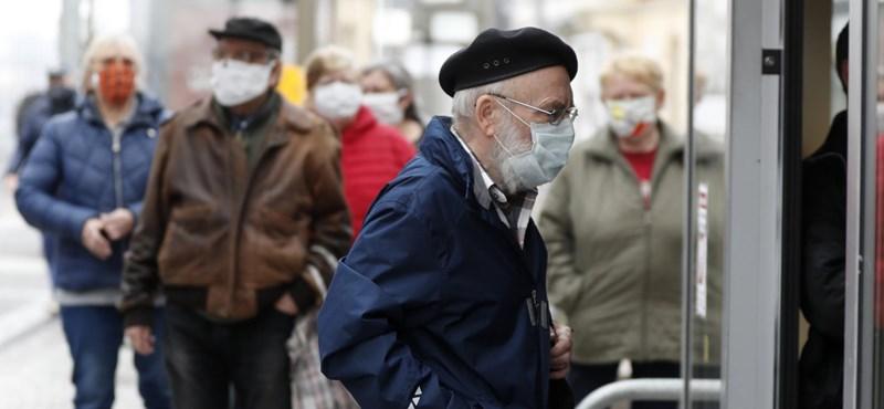 Felgyógyult egy 101 éves olasz bácsi a koronavírusból