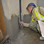 Mikrokapszulás vakolóanyag segítheti a házak hűvösen tartását