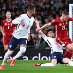 The England-Hungarian player started well at Wembley, but ended in a draw without excitement