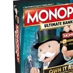 Hát ez is eljött: száműzték a pénzt a Monopoly társasjátékból
