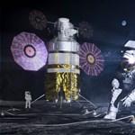 Ebben a spéci szkafanderben térhetnek vissza a NASA űrhajósai a Holdra