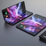 Elképesztően sokba kerülhet a Samsung összehajtható mobilja