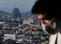 Már több mint egymillió regisztrált fertőzött van Spanyolországban