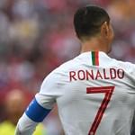 Foci-vb: a nap, amikor Ronaldo szakállvakarás közben előzte Puskást