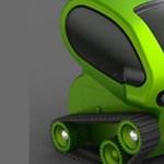 A nap kütyüje – iPhone vezérelt mini tankok