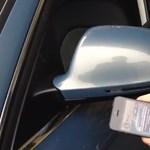 Így indít el egy autót egy iPhone