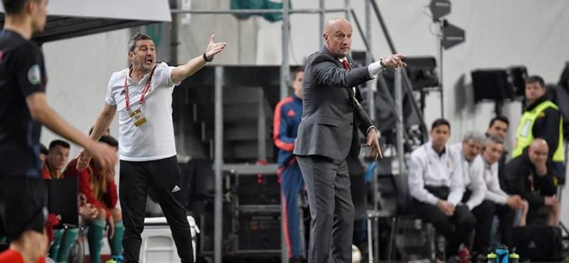 Rossi elmondta, szerinte mi volt a különbség a szlovákok és a horvátok elleni meccs között