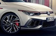 Hivatalos: november elején jön a szupererős VW Golf R