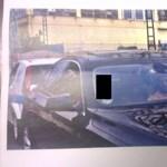 Fotó: Ez a BMW-s hajtott neki a közterületesnek