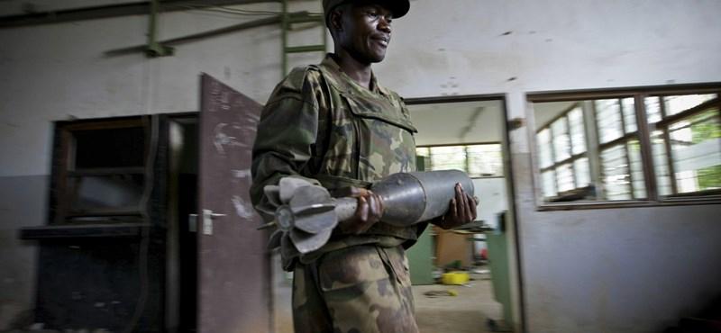 Szomáliai szélsőségesek fenyegetik Kenyát