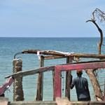 Erős földrengés volt Haitin