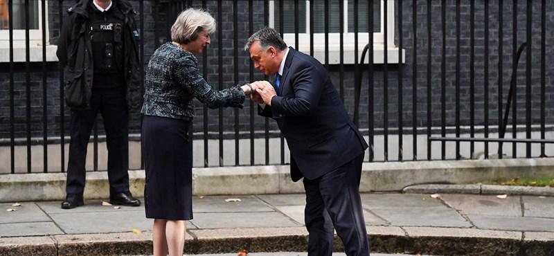 Orbán Theresa Maynek is megmutatta, milyen egy magyar úriember - fotók