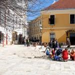 Nemsokára eltüntetik a hírhedt bukdácsolós burkolatot Pécs belvárosából
