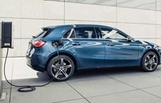 Kecskemét új csillaga: megérkezett a plugin hibrid Mercedes A-osztály