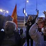 A macedónok nem mentek el szavazni, veszélyben az EU- és a NATO-tagság