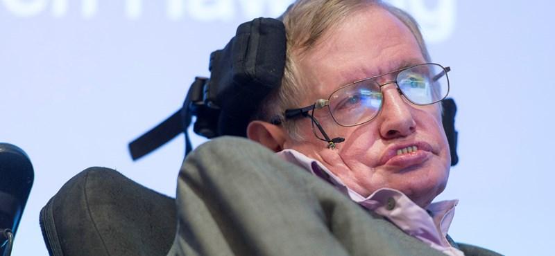 Hawking szerint új bolygók meghódítása mentheti meg az emberiséget
