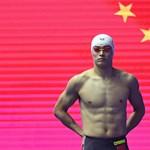 Bukja az olimpiát a kínai úszósztár